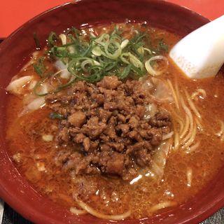 坦々麺(麺厨房 華燕 (【旧店名】 中国料理 華燕))