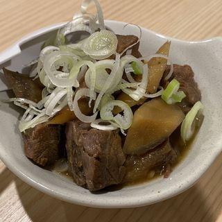 牛煮込み(ふれあい酒場ほていちゃん 上野2号店)