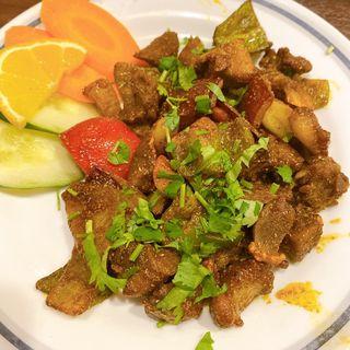 ジブロフライ(アジアン&ネパールインド料理店 DAILO)