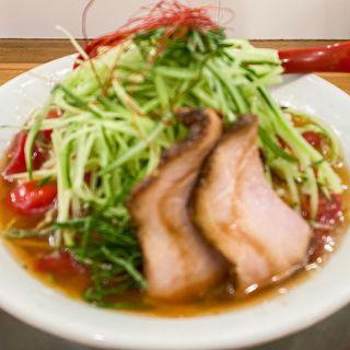 冷し中華(麺や七彩)