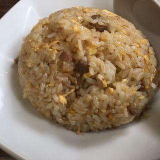 チャーハンラーメン定食(寿楽 )