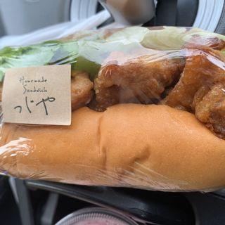 唐揚げドック(つじや (手作りサンドイッチの店 つじや))