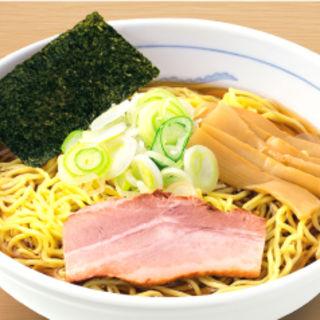 手もみラーメン(醤油)(福しん 大泉学園店 )