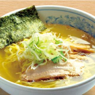塩ラーメン(福しん 大泉学園店 )