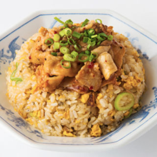 肉チャーハン スープ付き(福しん 成増店 )