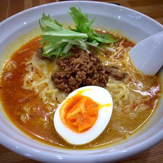 王道担々麺(かんかんとたんたん)