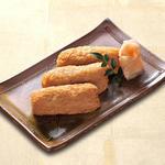 いなり寿司 3貫