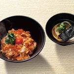 親子丼(うどん一汁付)