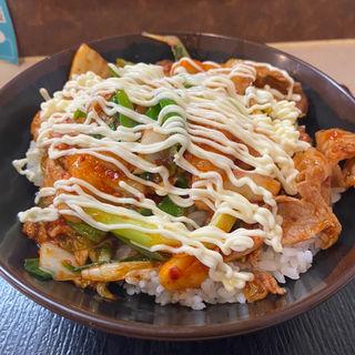 とん丼+マヨ(とん丼亭 )