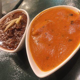 ランチセットB(ソウルフードインディア 水道橋店 (Soul Food India))