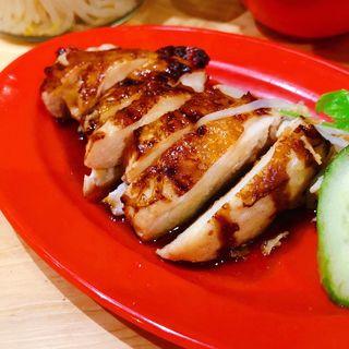 海南チキン単品(焼)