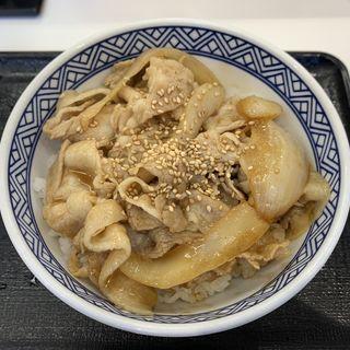豚丼(吉野家 五日市街道並木町店 )