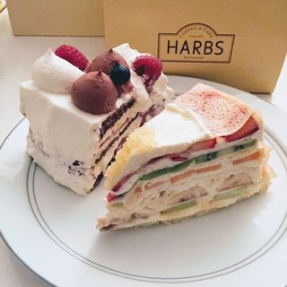 ベリーベリーケーキ(ハーブス 丸ビル店 (HARBS))