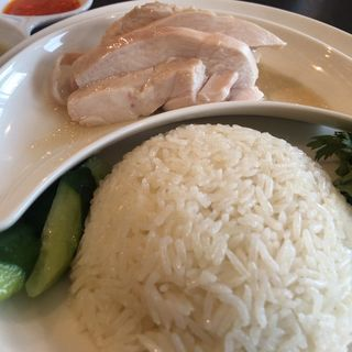海南鶏飯(ランチ)(松記鶏飯 (SONG KEE JEE FAN))