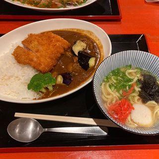 平田牧場三元豚のカツカレーセット(うみかぜ)