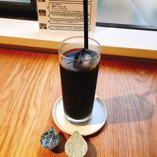 アイスコーヒー(porte cafe(ポルトカフェ))