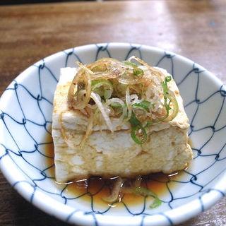 湯豆腐(山田屋)
