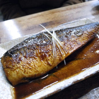 さばの味噌煮(山田屋)