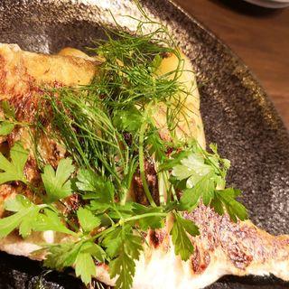 鯛のハーブロースト(小料理びすとろサリチェ)