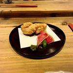 黒岩土鶏の唐揚げ
