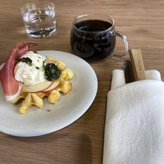 ジブラルタル(ブルーボトルコーヒー 清澄白河 ロースタリー&カフェ (Blue Bottle Coffee))