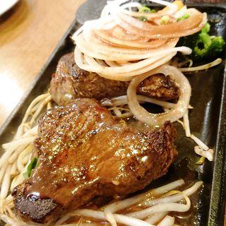国産牛ヒレステーキ(約225g)(雷電)