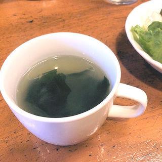 スープ(伊太利亜食堂 La・Amati)