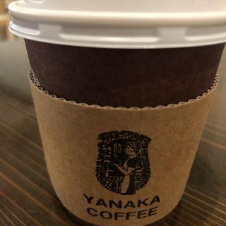 本日のコーヒー(やなか珈琲店 CHABARA店 )
