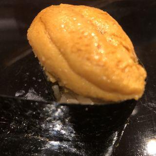 ウニ(鮨 竜介 )