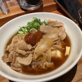 肉豆腐(讃岐うどん 野らぼー 神田北口店 (サヌキウドンノラボー))