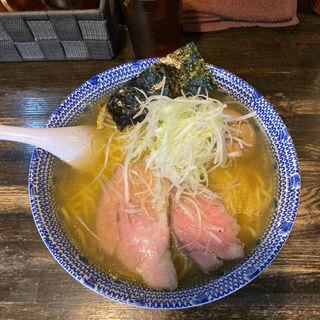 味玉塩らーめん(麺心 國もと )