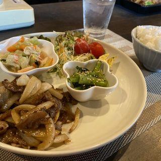 松阪牛焼き肉定食