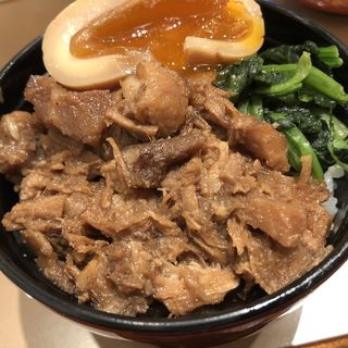 魯肉飯(麺 紡木)