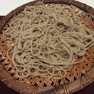 せいろ蕎麦(サンゴウアン 羽田 (SANGOAN))
