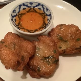 白身魚さつま揚げ ハーフサイズ(Tha Chang 仙台店(たーちゃん))
