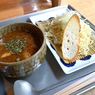 欧風スパイスカレーつけ麺