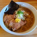 柚子塩らーめん(麺屋杢縁)