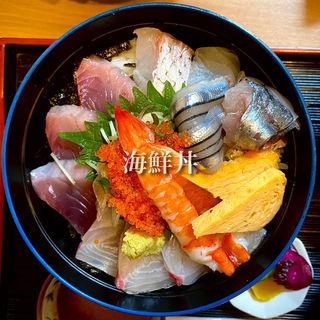 海鮮丼(香華)