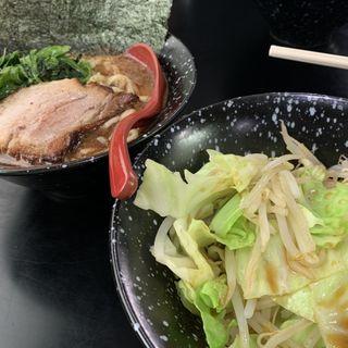 野菜魚豚ラーメン