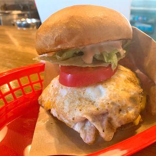 ダブルバーガー(U.S. Burger)