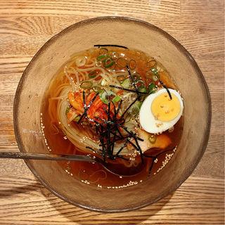 冷麺(青葉台ホルモン 三百屋 )