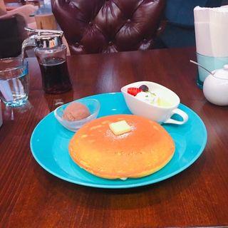 OSLO パンケーキ(オスロ コーヒー 新宿サブナード店)