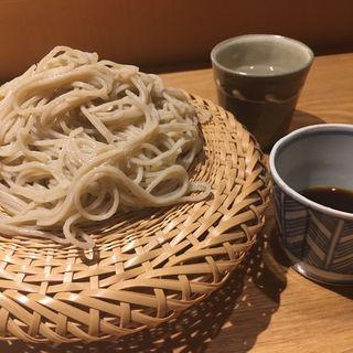 盛り蕎麦(ろあん 大阪堂島店 )