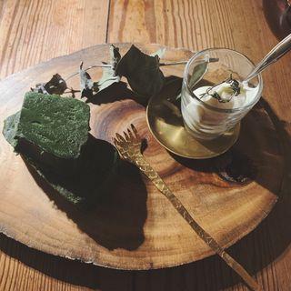 抹茶ガトーショコラ(OYATUYA.U)