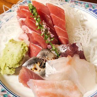 刺身(大衆割烹 三州屋 銀座店)