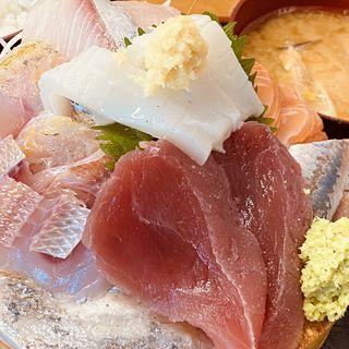 タカマル定食(タカマル鮮魚店 )