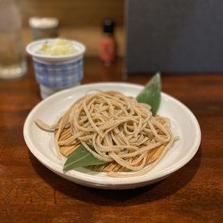 佐渡島のお蕎麦