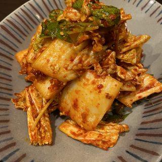 キムチ(韓国旬菜ハル )