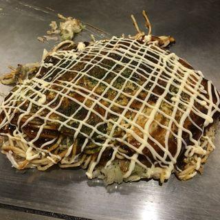 広島焼き 肉卵(広島焼き・むげん )