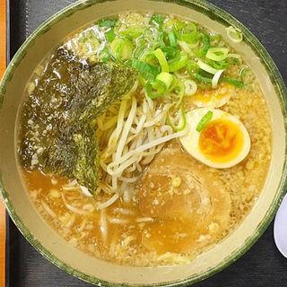 にんたまラーメン(醤油)